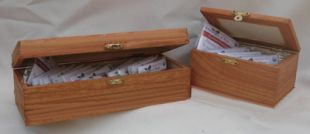Wooden Tea Chests