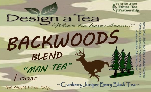 "Backwoods Blend ""Man Tea"""