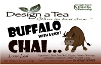 BUFFALO CHAI... with a kick!